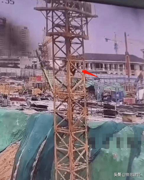 23岁女网红从塔吊上意外坠落,工地安全不容小觑