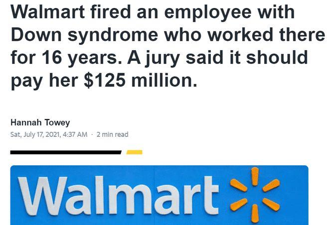 被重罚8亿!全球第一大雇主栽了 发生了什么?