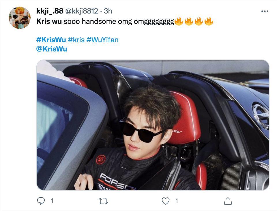 吴亦凡的事传到国外去了...竟还上了推特热搜!