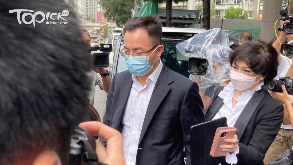 """恒大高管香港出庭 涉""""企图强奸""""罪面控"""