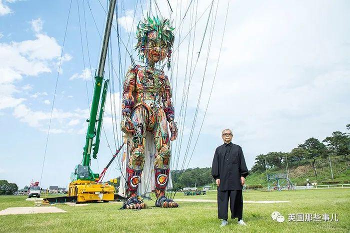"""人头气球之后,东京又来个超级大的""""它""""!"""