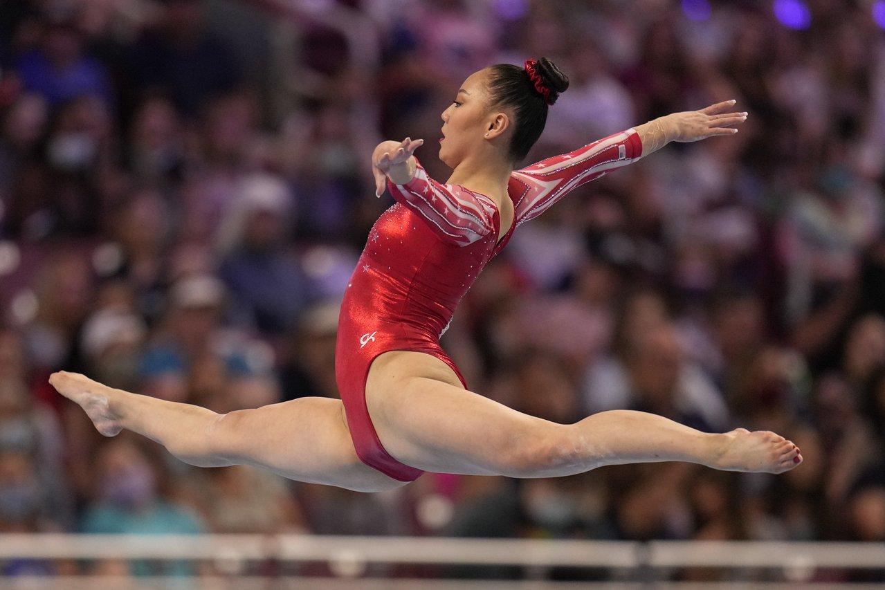 美国奥运队华裔体操等3女选手确诊!无法参赛