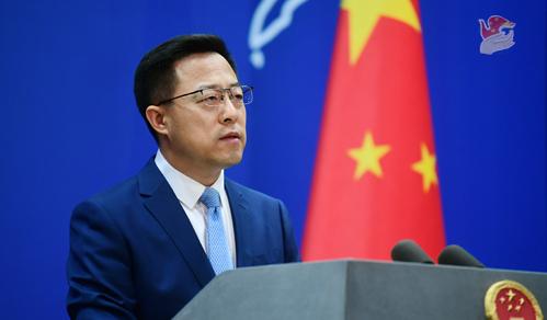 武汉3人染疫造成病毒外泄?中国外交部7连问回击美国