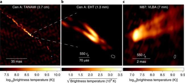 第二张黑洞图像公布 拥有史无前例的绝美细节