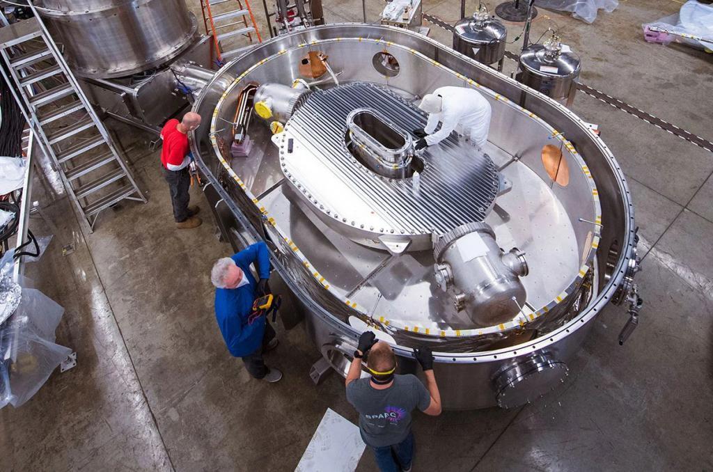 美国CFS:人类最终梦想之一  让核聚变发电成为未来清洁能源即将实现