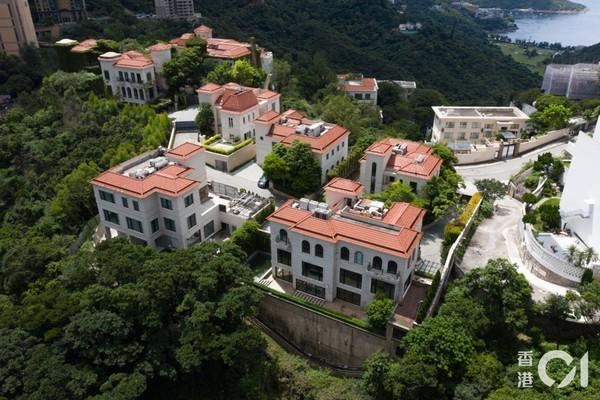 许家印香港豪宅曝光 被爆转手给管家