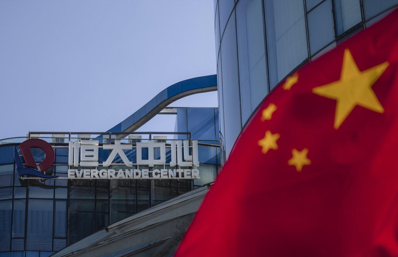 恒大破产对中国经济摧枯拉朽