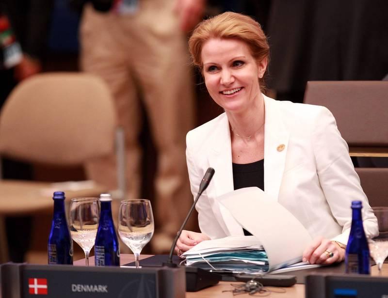 桌下摸大腿!丹麦前女首相惊爆 遭法国前总统德斯坦伸咸猪手