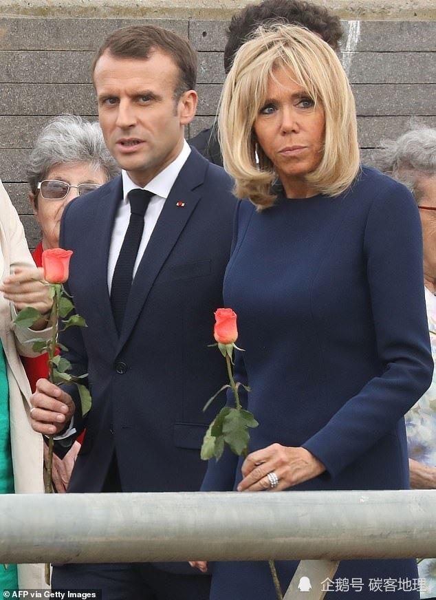 """法国人骂马克龙夫妇""""可耻"""" 因他们花500万买了这个"""