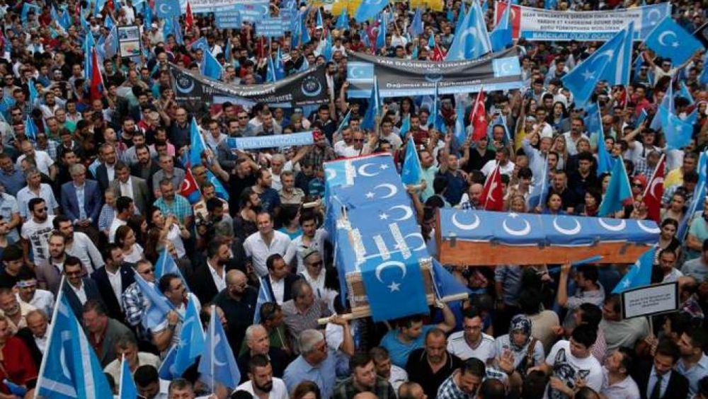 人类耻辱!土耳其谴责北京为何如此严厉(图)