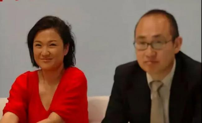 網絡熱文:潘石屹張欣夫妻是美國間諜 !?(圖)