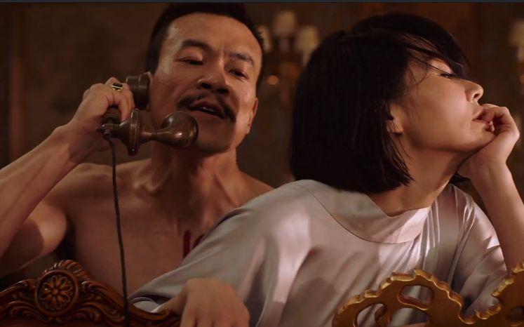 许晴的臀俘获冯小刚彭于晏 却48岁无人娶(组图)