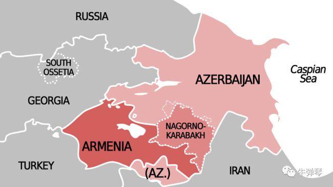 亚美尼亚总动员:年轻人拥抱父母走上前线