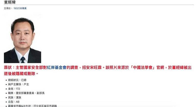 """美握""""史上最高级别中国叛逃者"""" 华人圈盛传是他"""