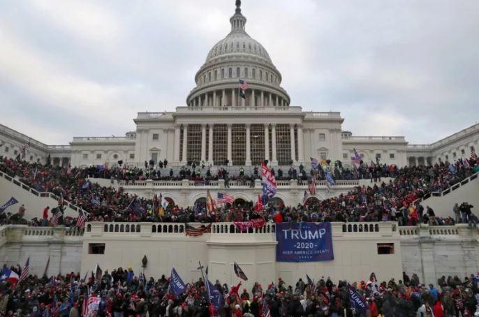 FBI警告全美恐爆武装抗议!白宫:华府进入紧急状态
