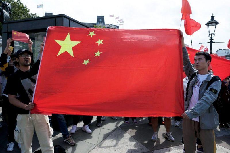 """美国大选将至,中国正试图为""""战狼外交""""降调?"""