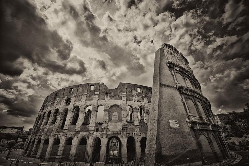 【海外·我的城市封面】罗马——荣耀千年的落魄