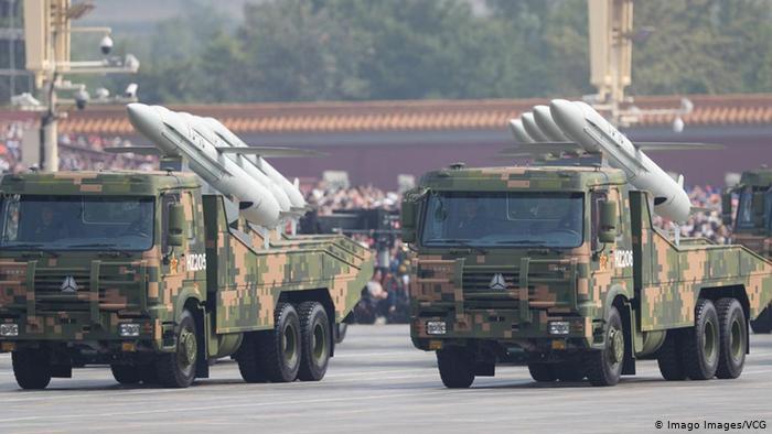 中国侵台不会发生?台外交部长:被世界忽视的危险