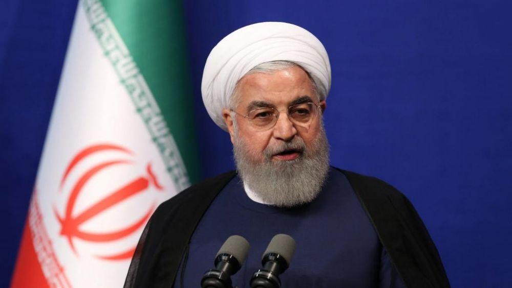 乌克兰:误击客机事件 伊朗总统同意司法还公道