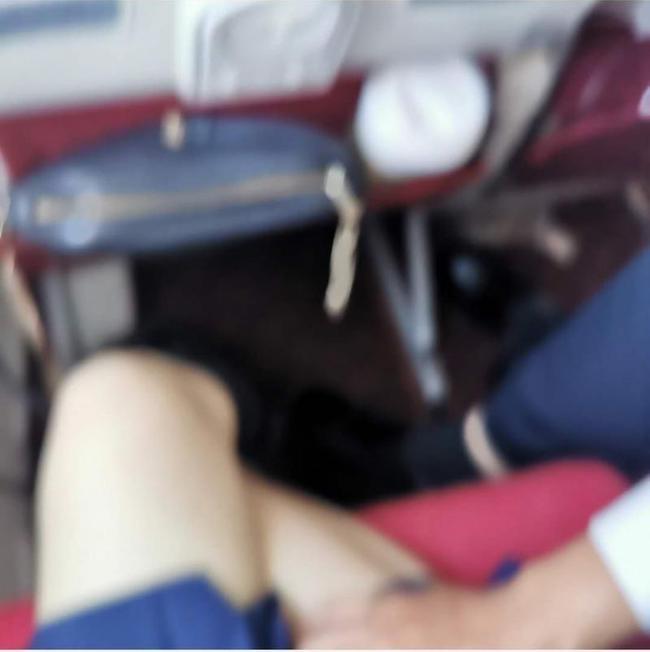 35岁男子飞机上猥亵邻座女乘客被行政拘留