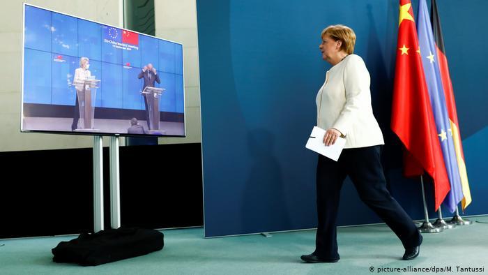 德语媒体:德国要想硬就先从中国开始
