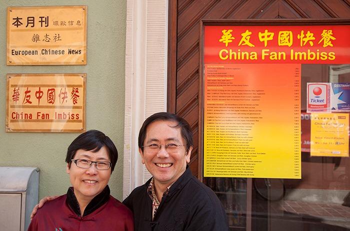 China Fan Imbiss sucht Nachfolge