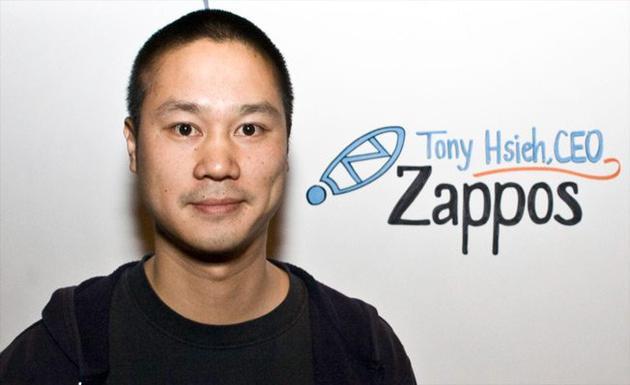 身家亿万 美46岁华裔电商网站Zappos创始人意外去世