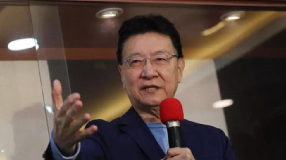 赵少康说不选国民党党主席了 韩国瑜谜团大增