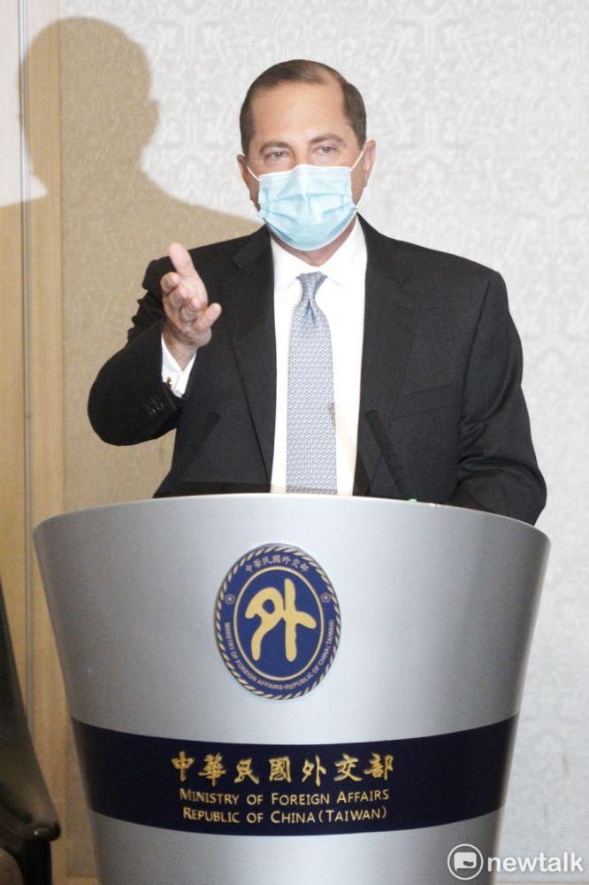 美卫生部长阿札尔惊传请辞 吁川普和平转移政权