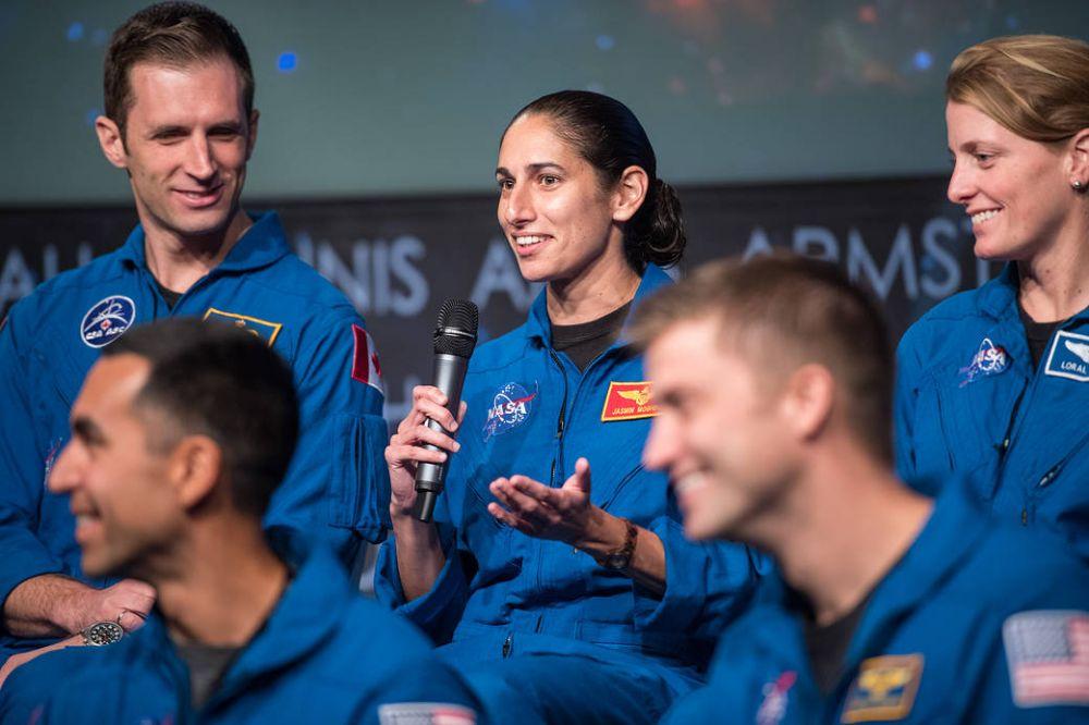 36歲女軍官成美國首位伊朗裔太空人 將執行火星任務