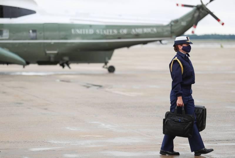 白宫疫情持续延烧,高级顾问、护卫陆续确诊…