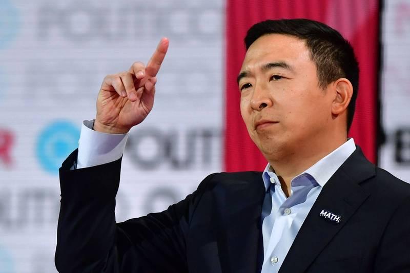 拜登内阁人选分析 《CNN》预测杨安泽或将参与其中