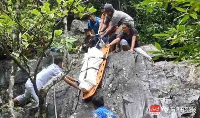 中国女游客裸死泰国瀑布 被谋杀细节披露(图)