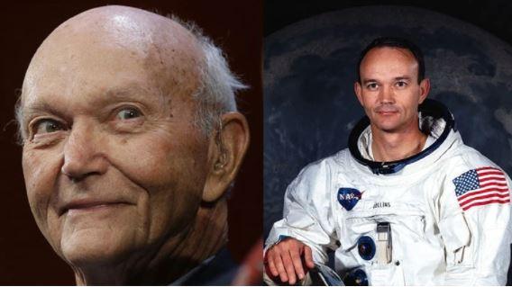 """与阿姆斯特朗同行却未登月 """"被遗忘的航天员""""病逝"""
