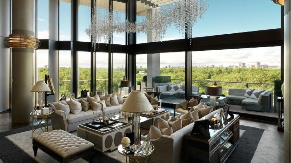 伦敦最贵公寓开价15亿 背后英权贵暗黑致富秘密