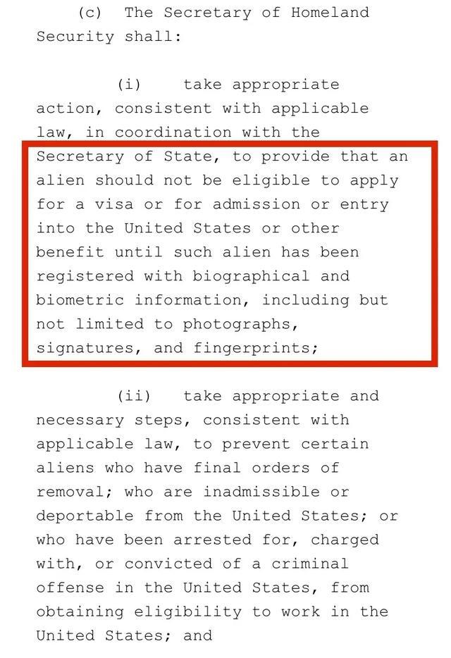 """特朗普移民禁令""""升級版""""太狠!赴美簽證都要涼了"""