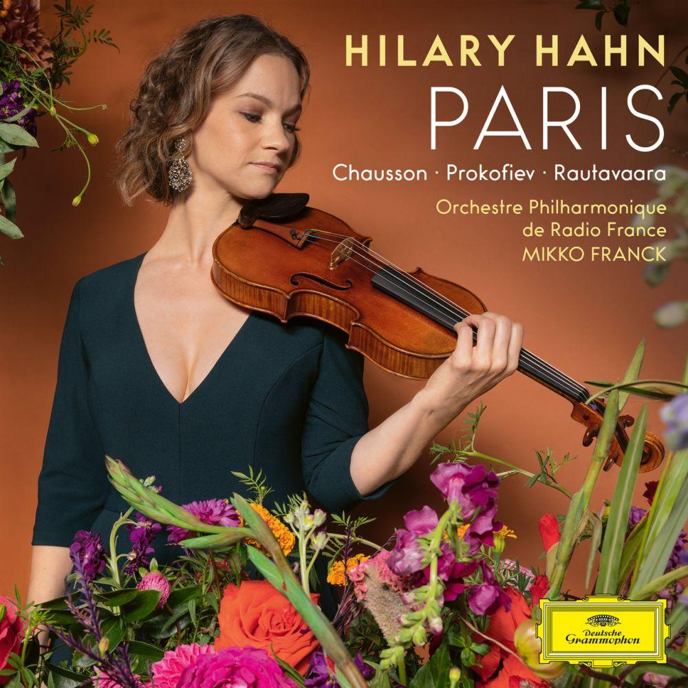 Hilary Hahn – Paris