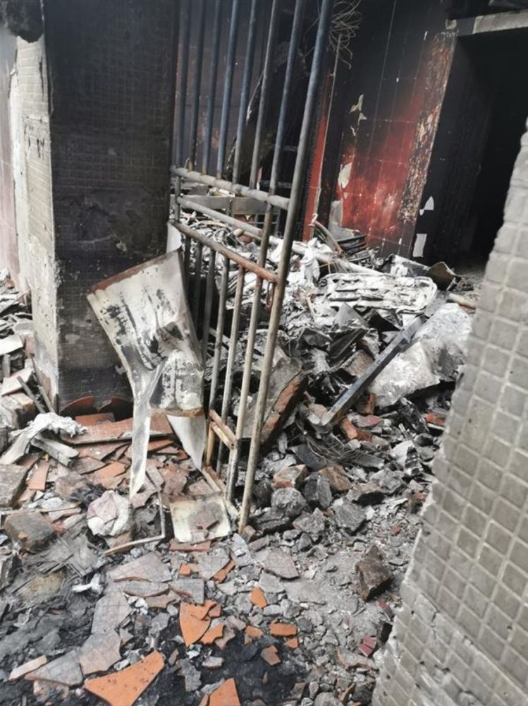 江西吉安飞机坠毁背后:当地为抗旱付出巨大代价