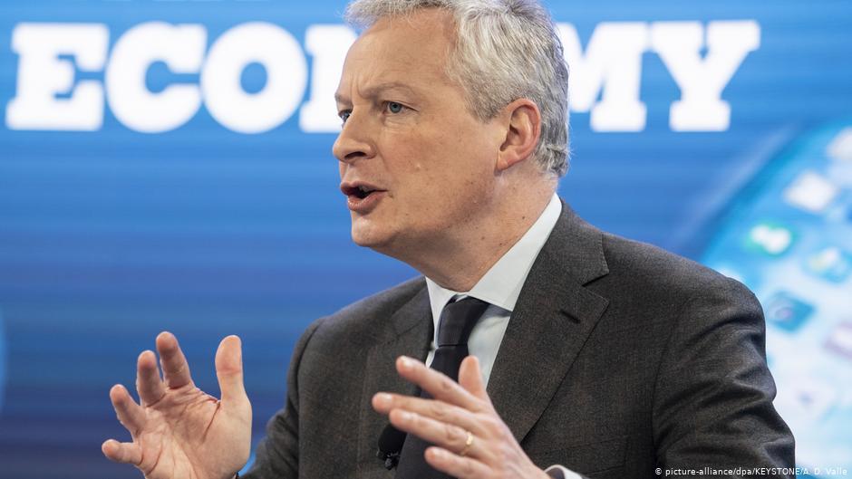 法国高官:欧盟不在美中之间选边站