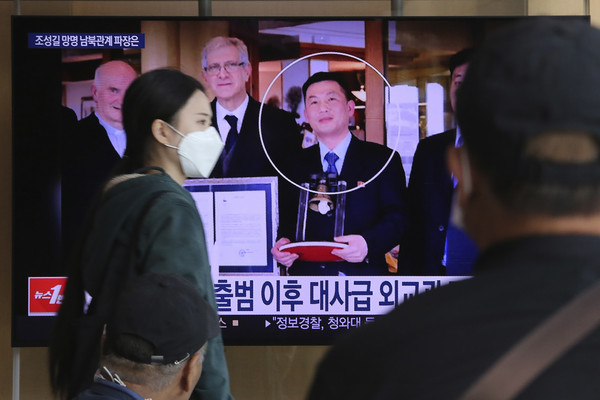 神秘失踪2年!朝鲜外交官叛逃原因曝光 他女儿惨了