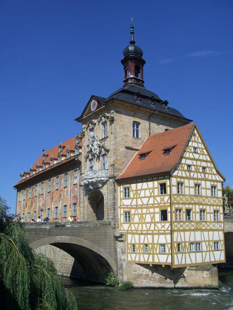 世界文化遗产名城班贝格