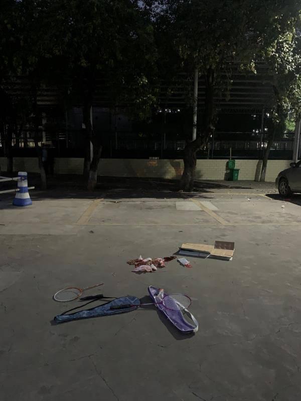"""湖南""""12岁男生被断裂球拍击中身亡"""",律师:校方无责"""