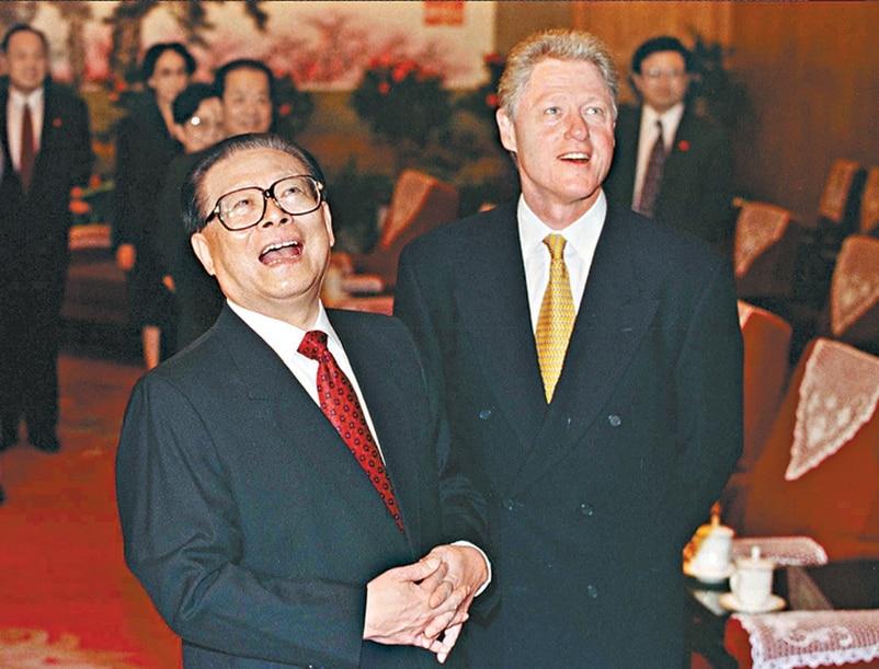 克林顿奥巴马为何齐声痛批中国 疑为拜登铺路