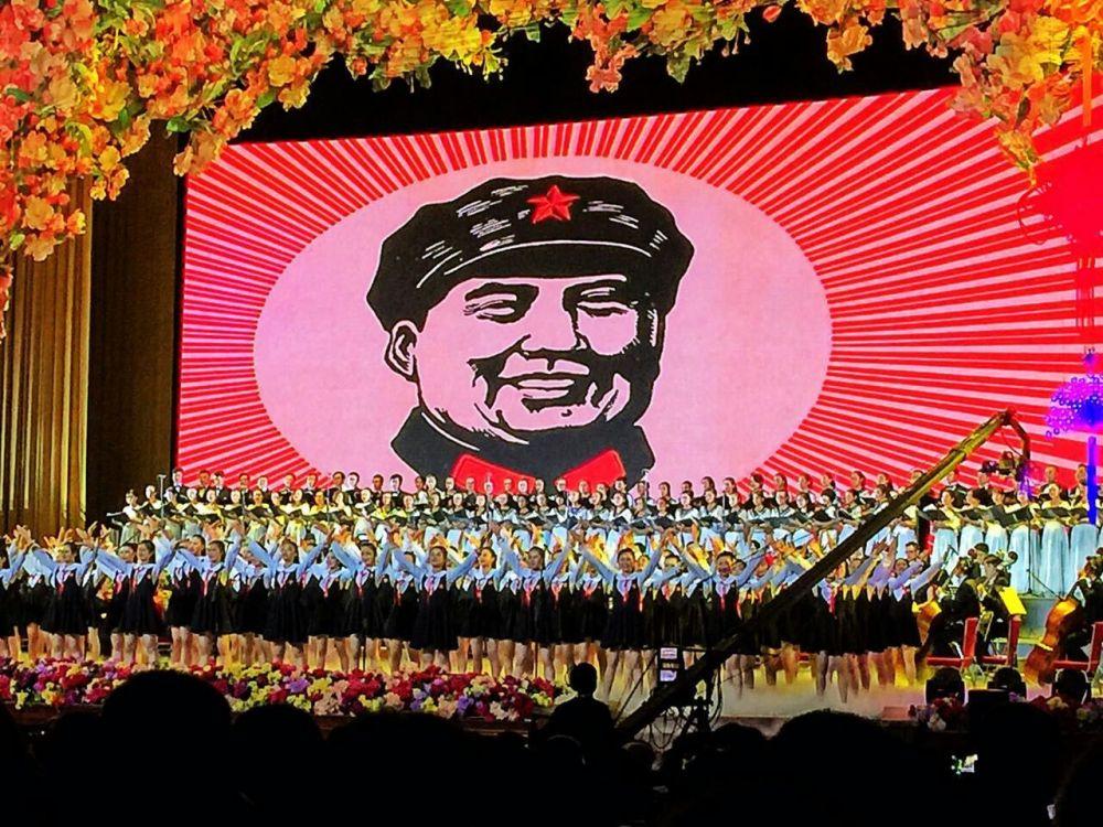 时事述评: 马晓力女士就5月2日北京人大会堂演出事件再次发表谈话 - 由华亭渔夫发表 - 文学城