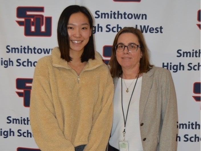 入圍雷傑納榮獎 華裔女生獲哈佛錄取成家中首位大學生(圖)