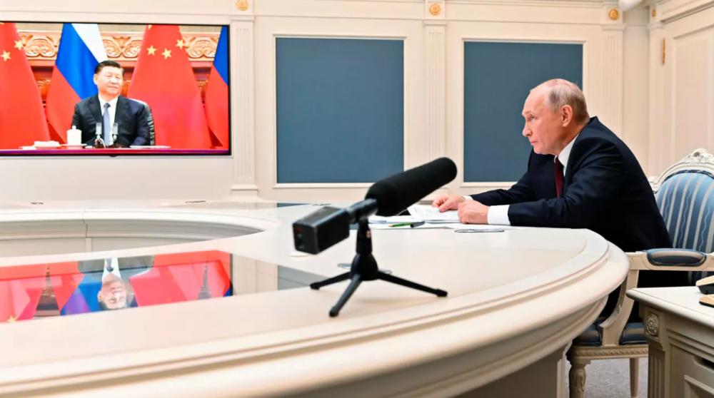 美国强化抗中联盟 习近平只有见机行事的普京