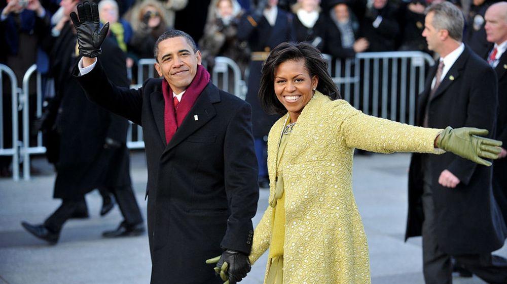 奥巴马回忆录:曾躺米歇尔身边担心婚姻回不去